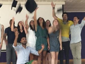 Remise diplômes 2015 Ecole d'Assas